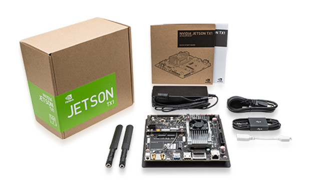 NVIDIA Jetson TX1 Developer Kit – End of Life Notice