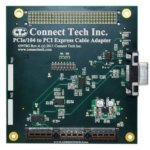 PCIe/104 to PCI Express Cable Adapter