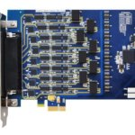 PCI Express: BlueStorm/Express Isolated