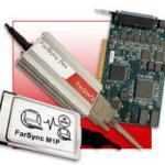FarSync X.25 Adapter Range Feature Comparison