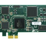 FarSync X25 T2Ee  - The 2 Port X.25 Low Profile PCI Express Card