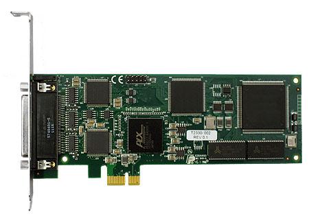 FarSync X25 T2Ee low profile card
