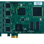 FarSync X25 T4Ee - A 4 line PCIe X.25 card