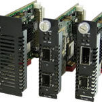 C-10G Media Converter Modules (10 Gigabit Copper and Fiber Converters)