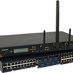 IOLAN SCG LW Secure Console Server with integrated Cellular & WiFi Access (In-Band and Out-of-Band IT Infrastructure Management)