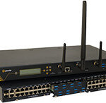 IOLAN SCG LWM Secure Console Server with integrated Cellular, Modem & WiFi (In-Band and Out-of-Band IT Infrastructure Management)