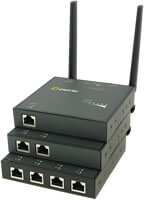 IOLAN SDG L Serial Device Servers (Serial over 4G LTE and other WAN Cellular Networks)